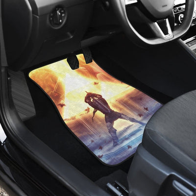 The Legend Of Zelda Front And Back Car Mats 23 - Car Mats