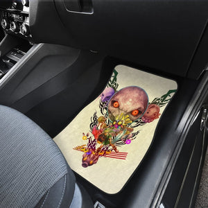The Legend Of Zelda Front And Back Car Mats 3 - Car Mats