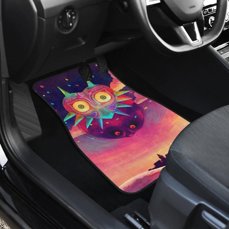 The Legend Of Zelda Front And Back Car Mats 8 - Car Mats