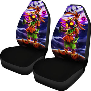 The Legend Of Zelda Majoras Mask Car Seat Covers - Car Seat Covers