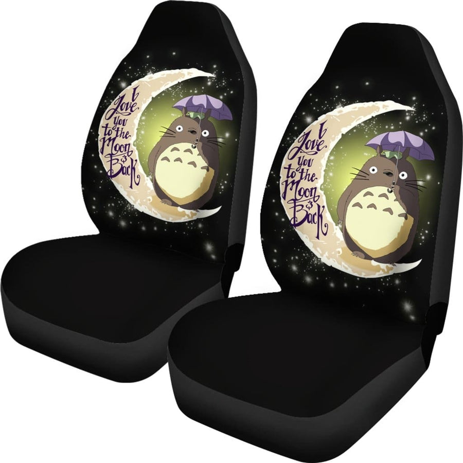 Totoro Car Seat Covers 1 - Amazing Best Gift Idea