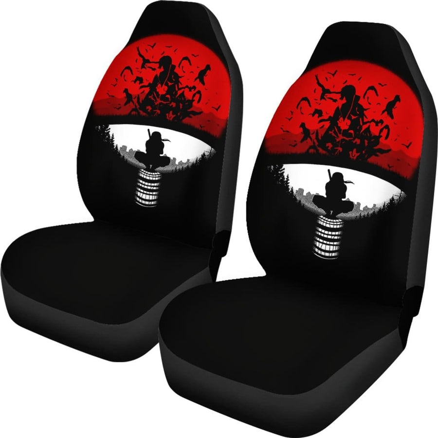 Uchiha Itachi Car Seat Covers - Amazing Best Gift Idea