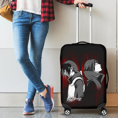Uchiha Itachi Luggage Covers - Luggage Covers