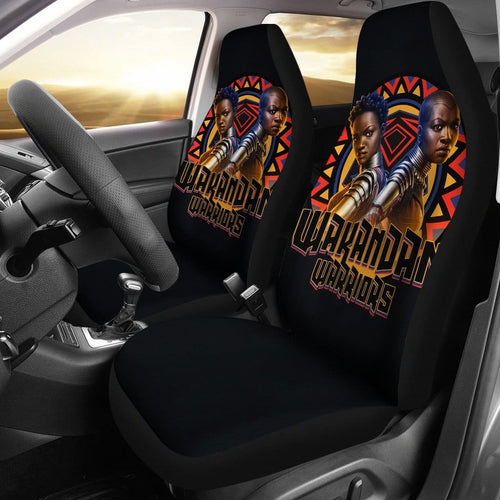 Wakanda Black Panther Car Seat Covers - Car Seat Covers