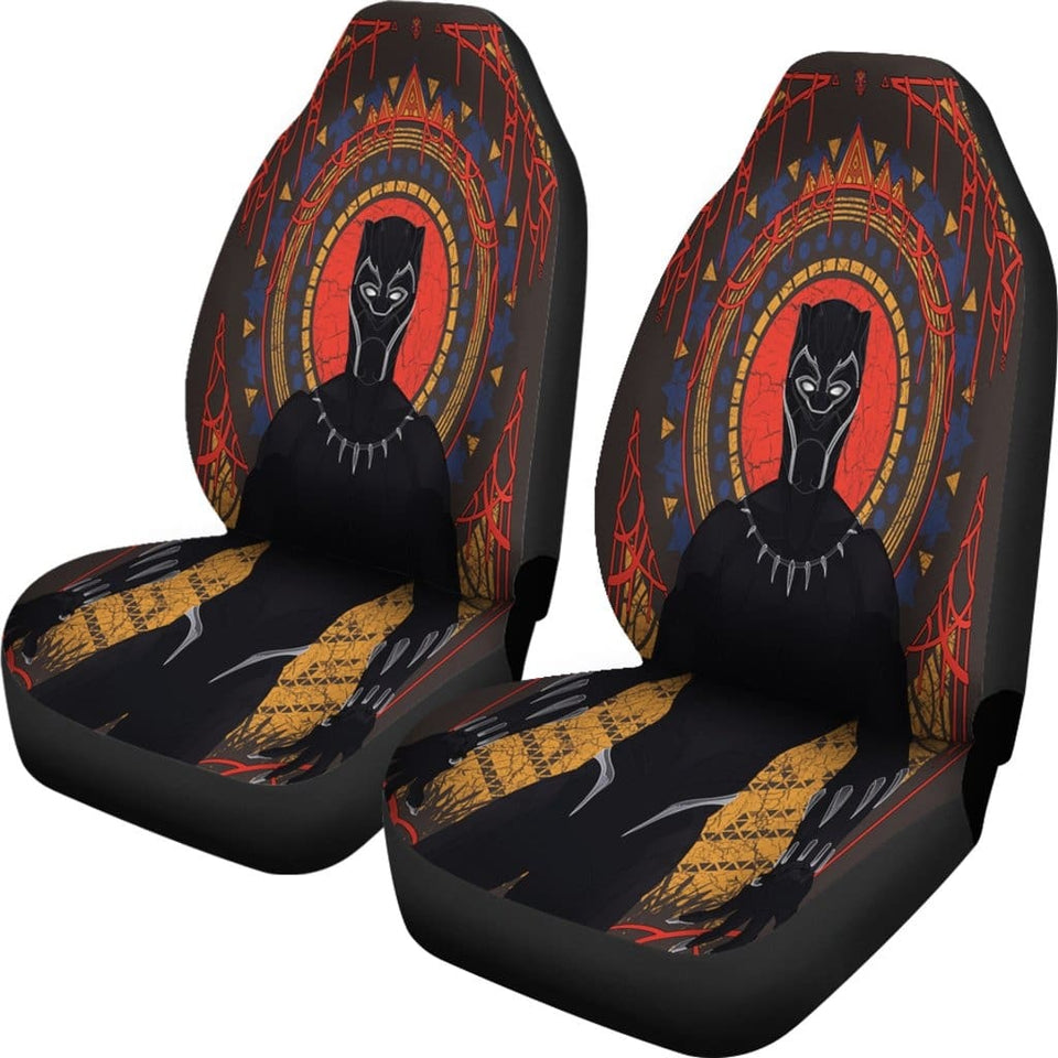 Wakanda Car Seat Covers - Car Seat Covers