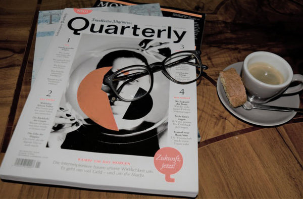 Quarterly Magazin