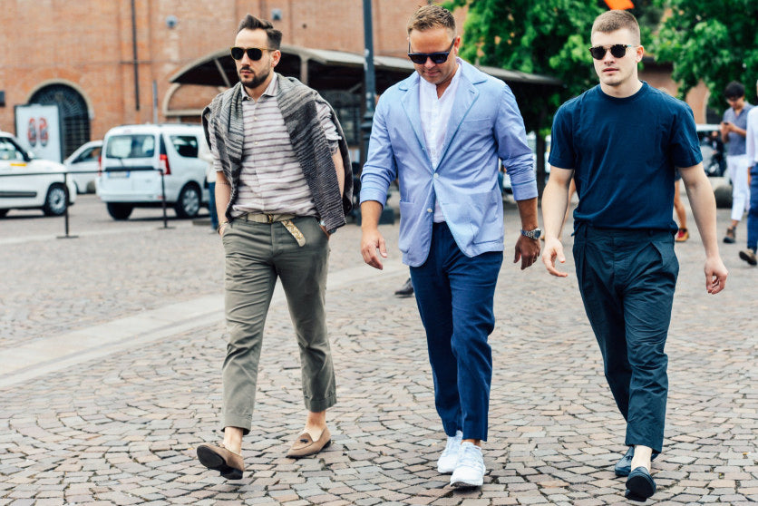 Business Casual in Perfektion für Herren