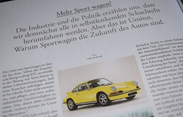 Quarterly Magazin auf Snobtop