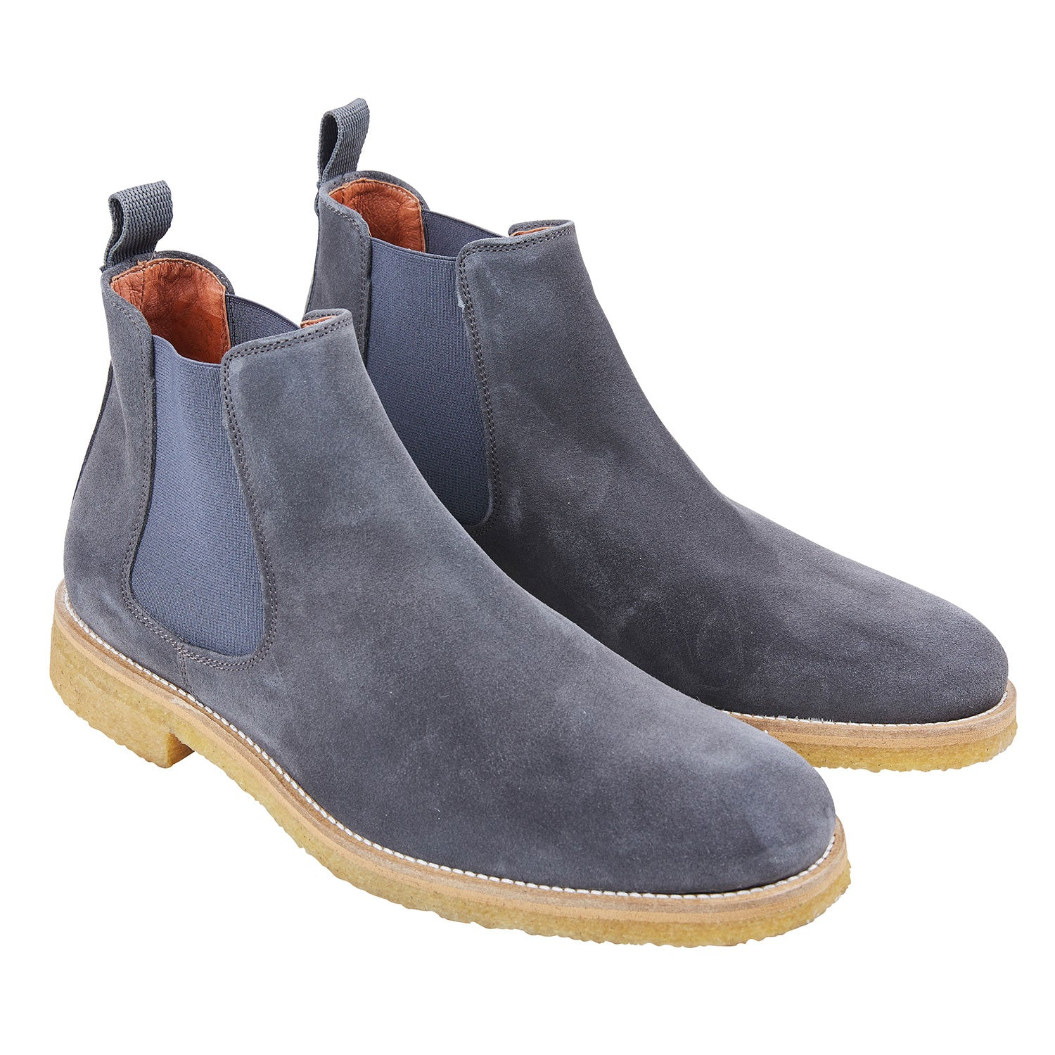 Garment Project Chelsea Boot grau