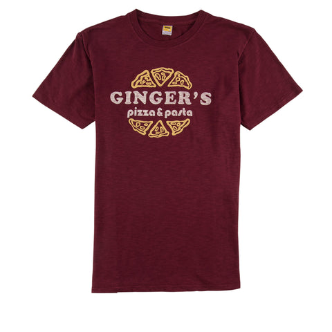 Velva Sheen Ginger T-Shirt rot
