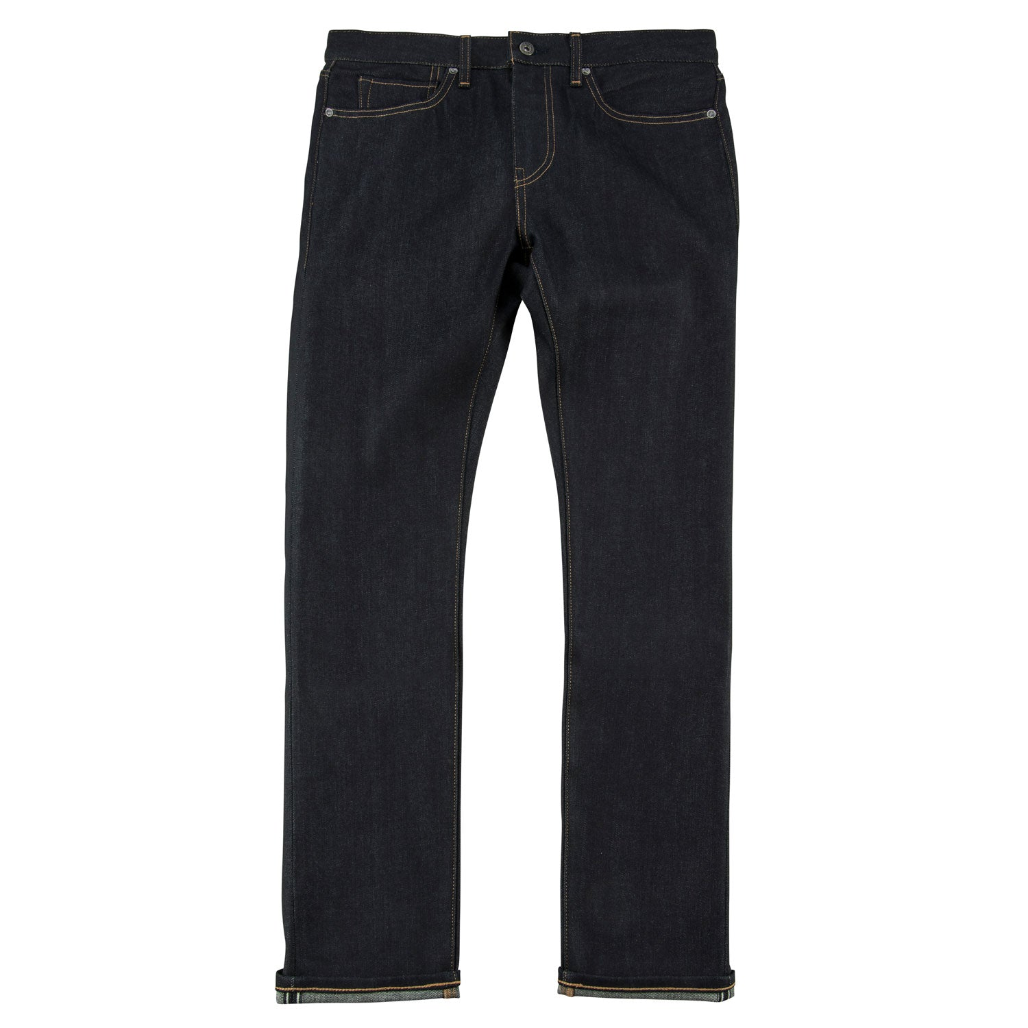 Levi's Made & Crafted Tack Selvedge Indigo Jeans