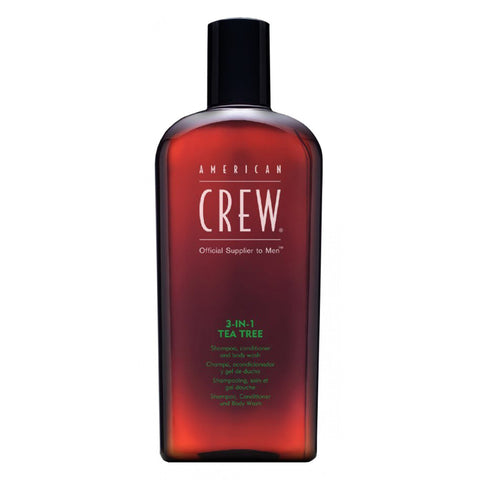 American Crew Tea Tree 3-in-1 450ml