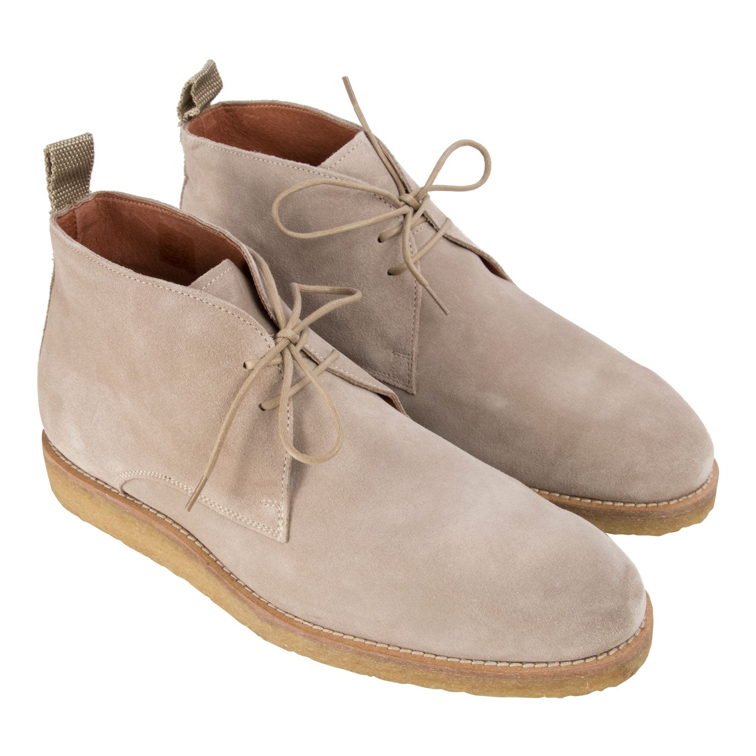 Garment Project Desert Boot beige