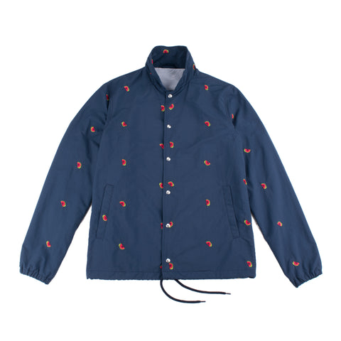 Brosbi Bill Watermelon Coachjacke blau