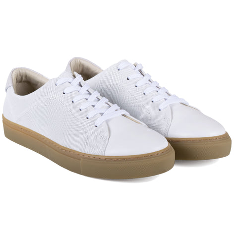 Garment Project New Classic Lace Sneaker perforiert