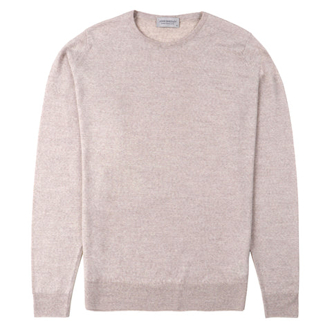 John Smedley Lundy Pullover beige