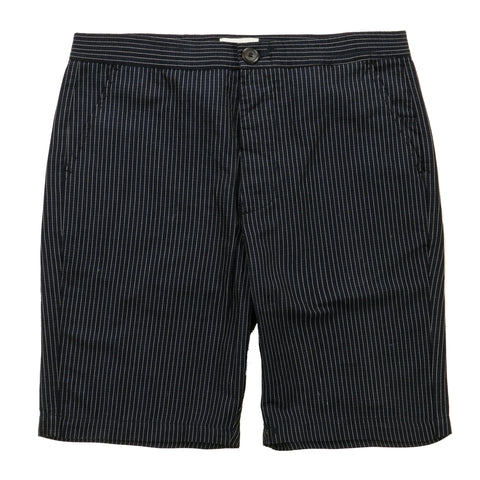 Oliver Spencer Drawstring Short blau