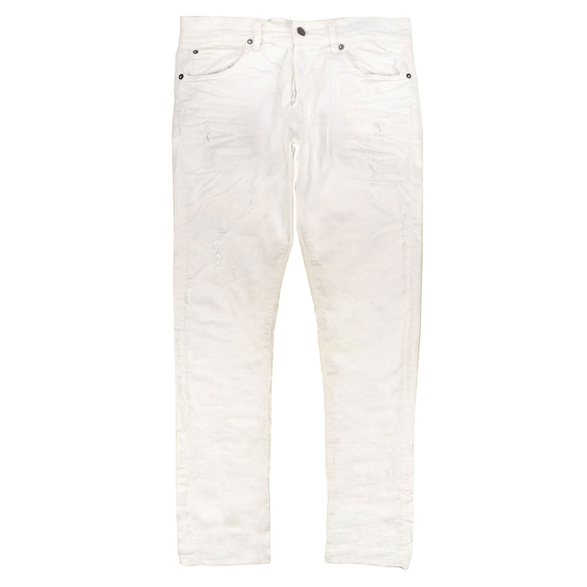 The.NIM slim fit Jeans in Weiß