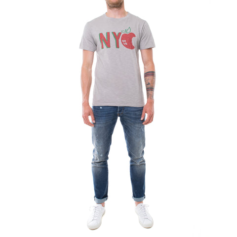 Velva Sheen NYC T-Shirt grau