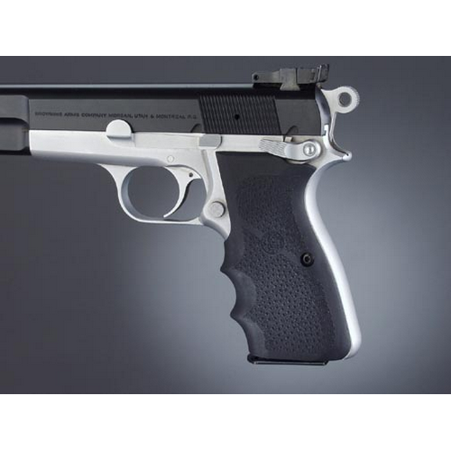 BROWNING HI-POWER RUBBER GRIP