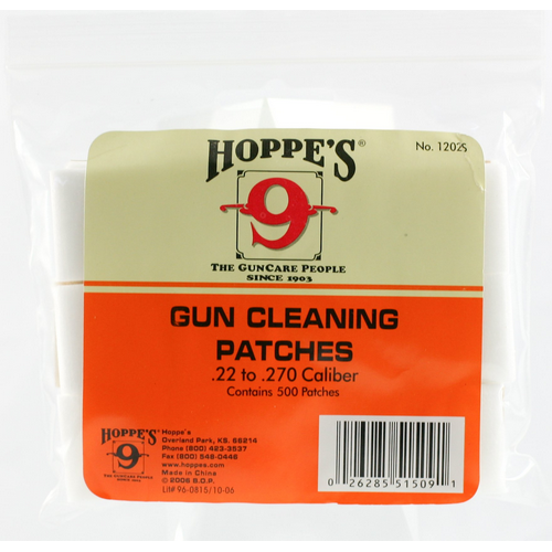 Hoppe's - Gun Cleaning Patches