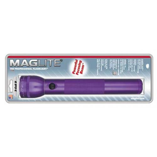 3-Cell D Maglite Hang Pack