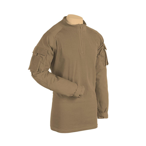 Voodoo Tactical Combat Shirt with Zipper