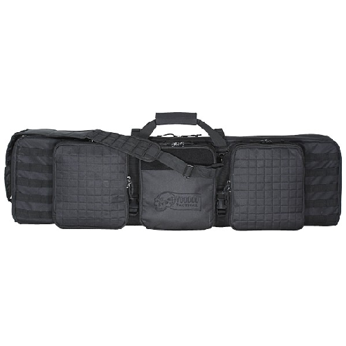 Voodoo 42  Deluxe Padded Weapon Case w/ 6 Black Locks