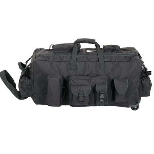 Mojo Load-Out Bag On Wheels