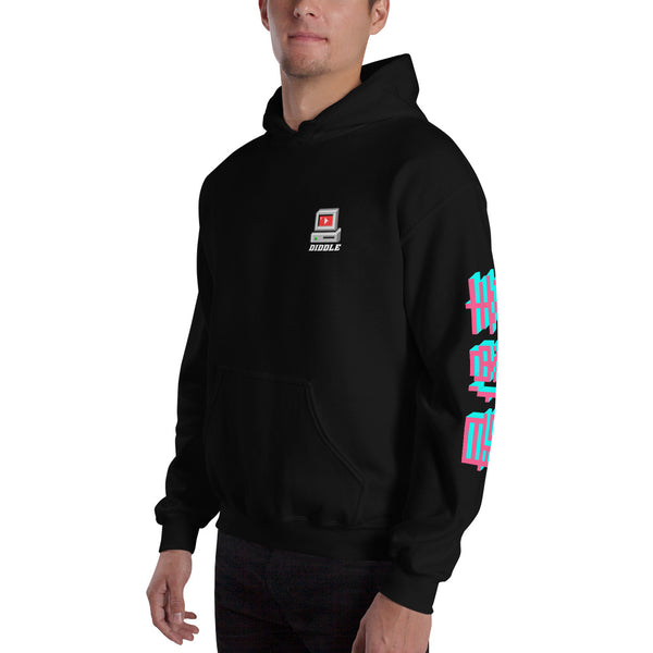 Diddle Retro Hoodie