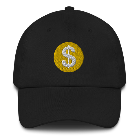 Diddle Demonetized Dad Hat