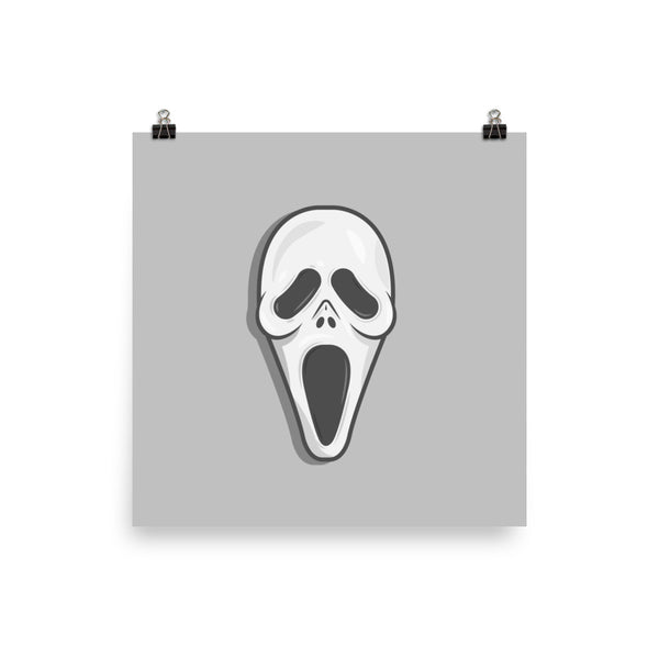Scream Poster By Jack Royle