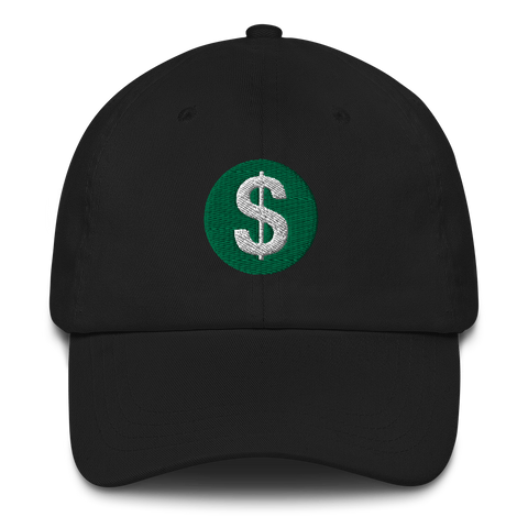 Diddle Monetized Dad Hat
