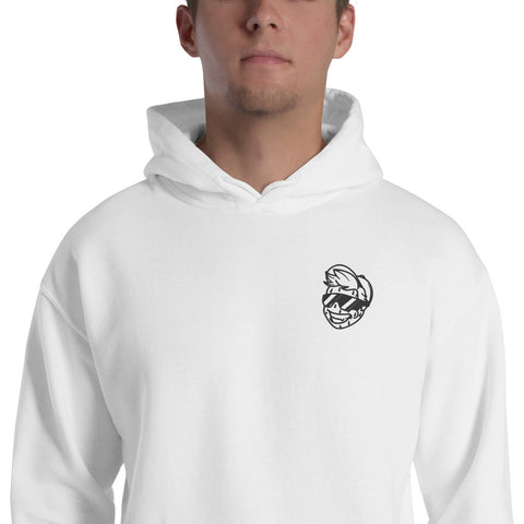 Yumi Stitched Logo Hoodie (Embroidered)
