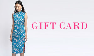 Dotted Line Gift Card