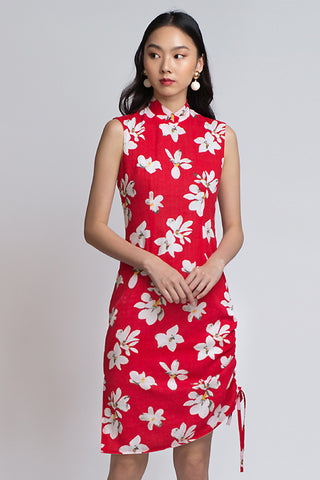 Celia Cheongsam - Red