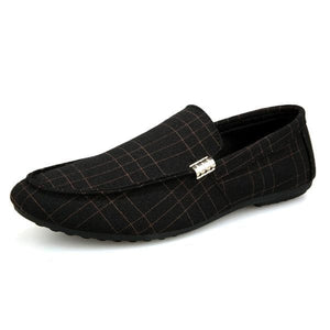 MANYA Design Men's Business Casual Loafers Shoes - Divine Inspiration Styles