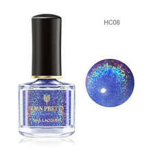 BORN PRETTY Women's Fashion Holographic Nail Polish Shining Glittering Lacquer Nail Art Polish - Divine Inspiration Styles