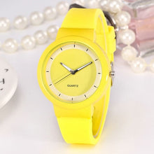 JOYFUL BLISS Women's Sports Fashion Casual Silicone Strap Watch - Divine Inspiration Styles