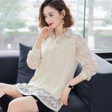 DDJ Women's Fashion Stylish Knitted Sweater Blouse Top - Divine Inspiration Styles