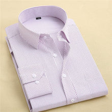 ERIDANUS Men's Fashion Long Sleeves Premium Top Quality Business Dress Shirt - Divine Inspiration Styles