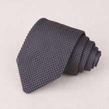 MANTIEQINGWAY Men's Classic Skinny Knitted Stripes Neckties For Formal and Business Casual Suits