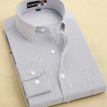 UNISPLENDOR Men's Premium Quality Classic Long Sleeves Business Dress Shirts - Divine Inspiration Styles