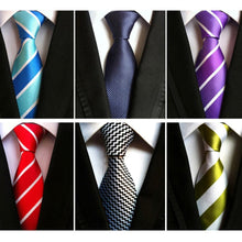 RBOCOTT Men's Fashion Formal Neckties For Business Suits