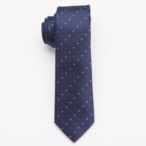 Assorted Men's Classic Skinny Ties and Formal Business Neck Ties For Men