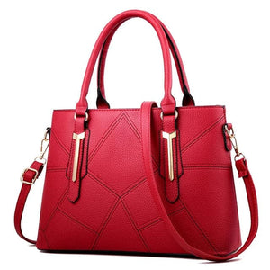ZMQN-PROFESSIONAL Women's Fashion Genuine Leather Designer Handbag - Divine Inspiration Styles
