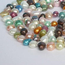 BAYLEY Design Women's Fine Fashion Genuine Freshwater Rainbow Pearl Necklace - Divine Inspiration Styles
