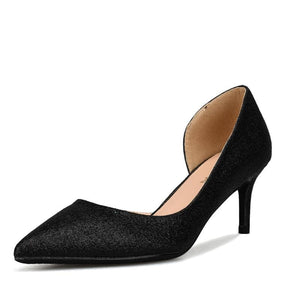 NIZOUKAI Women's Stylish Pointy Toe Stilettos