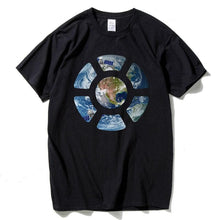 HANHENT Men's & Women's Specialty T-Shirt of Earth Seen from Space Premium Quality Casual T-Shirt - Divine Inspiration Styles