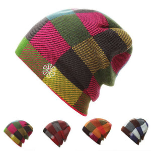 GeMay Trendy Fashion Knitted Beanie Hats for Men and Women Winter Bonnets for Sports & Outdoors